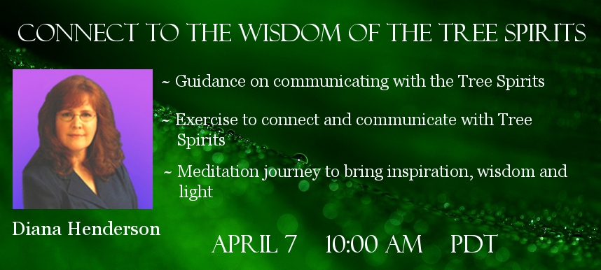 Diana Henderson Guardian Spirits of Nature telesummit